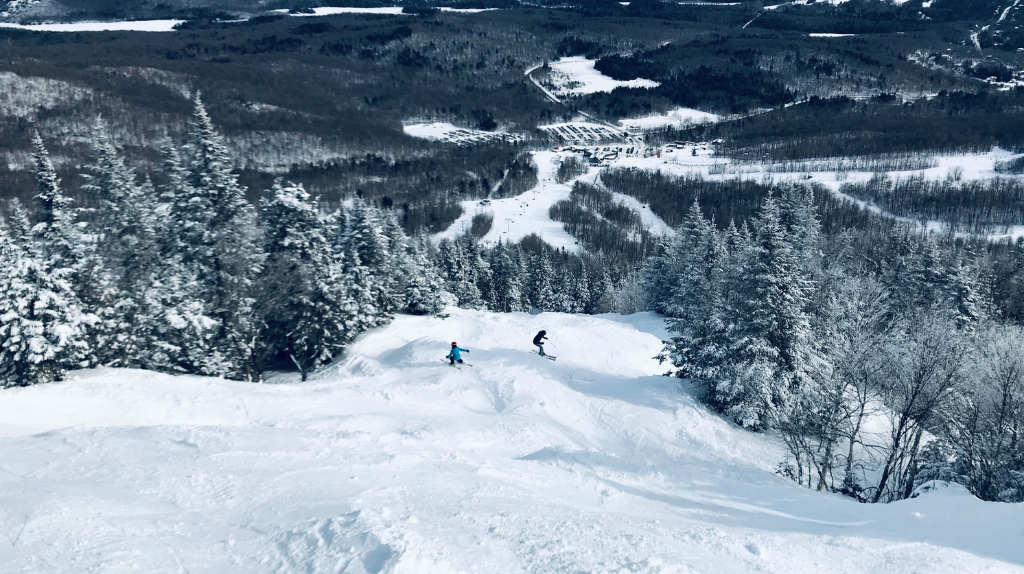 ski cantons de l'est orford